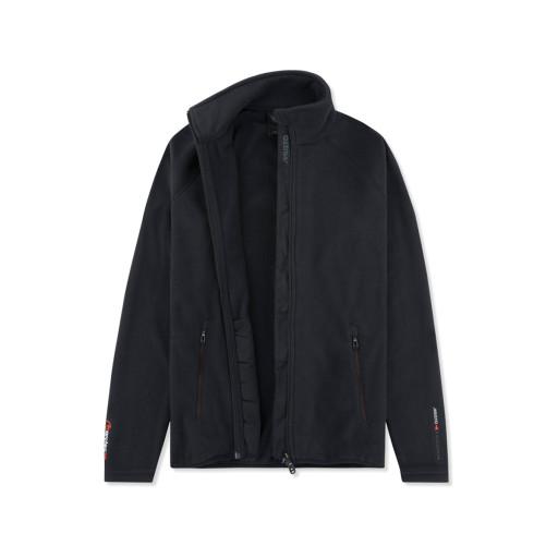 SALE: Musto Crew XVR Fleece-Jacke Damen schwarz