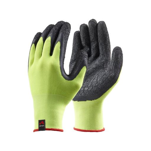 Musto Dipped Grip Segelhandschuhe neon-gelb 3er-Set