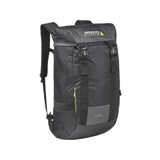 SALE: Musto Essential Backpack Segel-Rucksack 45l schwarz