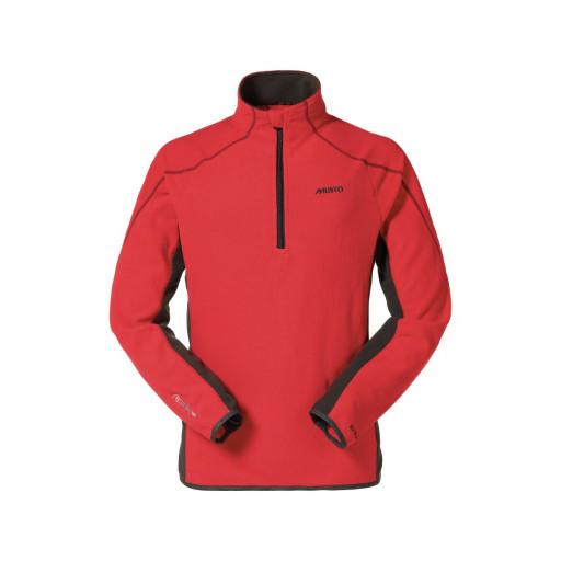 SALE: Musto Essential Evo Microfleece-Pullover Herren rot