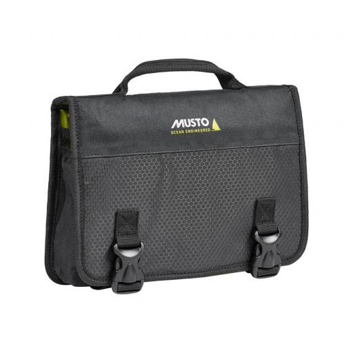 Musto Essential Washbag Kulturtasche schwarz