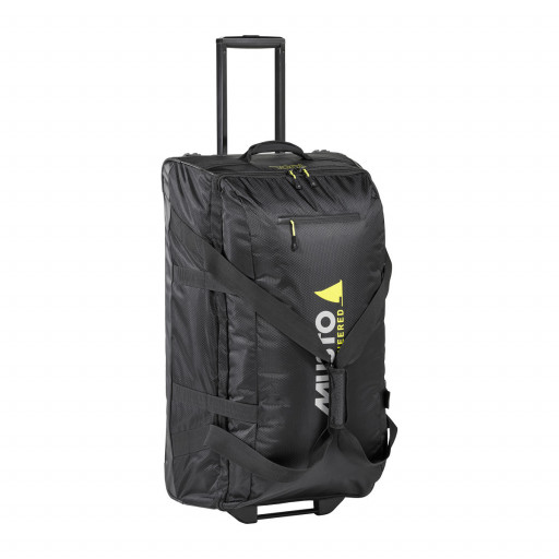 Musto Essential Wheeled Clam Case Trolley-Tasche 100l schwarz