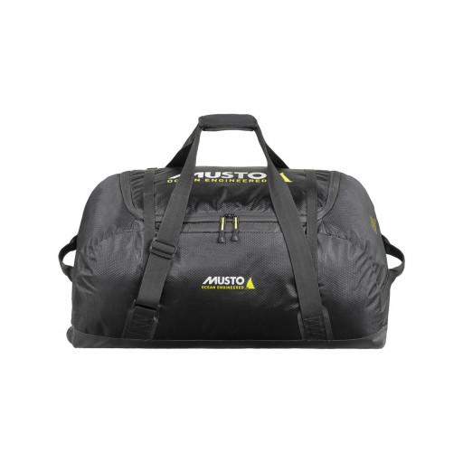 Musto Essential Wheeled Soft Holdall Trolley-Tasche 85l schwarz