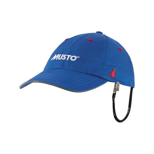 Musto Evo Fast Dry Cap Segelkappe blau