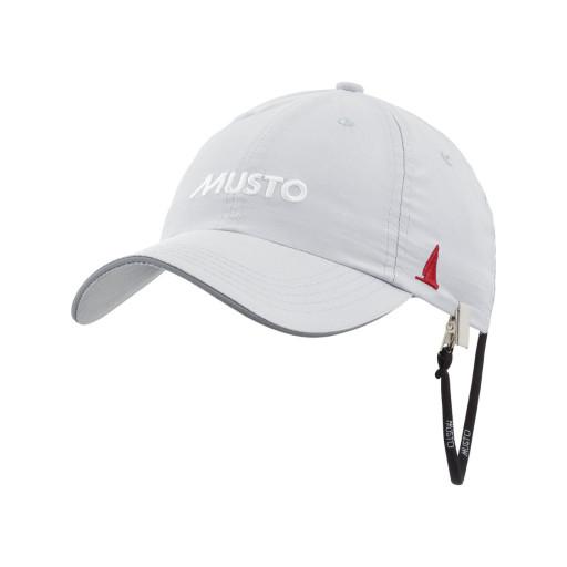 Musto Evo Fast Dry Cap Segelkappe grau