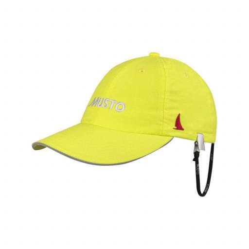 Musto Evo Fast Dry Cap Segelkappe neon-gelb