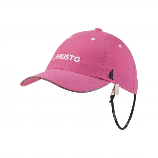 Musto Evo Fast Dry Cap Segelkappe pink