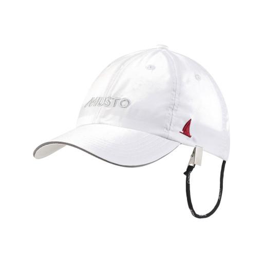 Musto Evo Fast Dry Cap Segelkappe weiß
