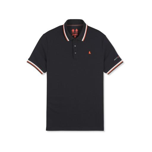 Musto Evolution Pro Lite Poloshirt Herren schwarz