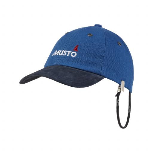 Musto Evolution Original Crew Segelkappe blau