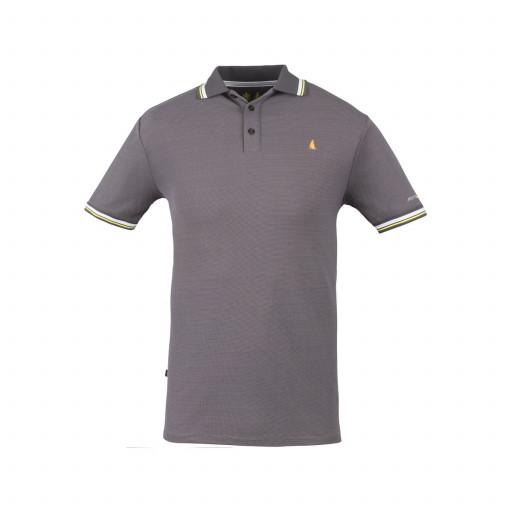 Musto Evolution Pro Lite Poloshirt Herren dunkelgrau