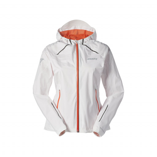 SALE: Musto Evolution Shield Jacket Segeljacke Damen weiss