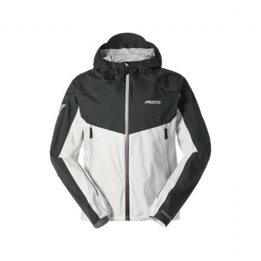 SALE: Musto Evolution Shield Jacket Segeljacke Herren schwarz/grau
