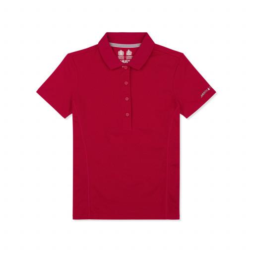 SALE: Musto Evolution Sunblock Poloshirt Damen pink