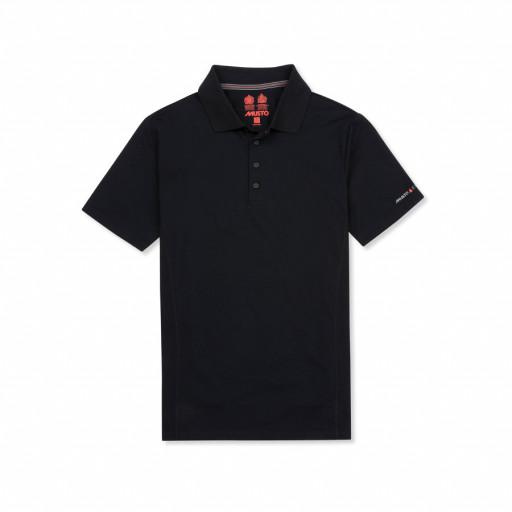 SALE: Musto Evolution Sunblock Poloshirt Herren schwarz