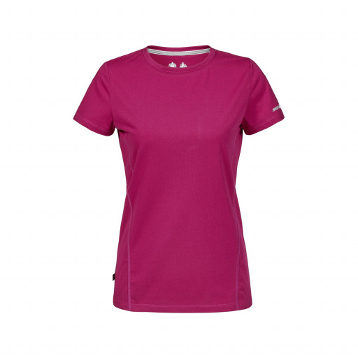 SALE: Musto Evolution Sunblock T-Shirt Damen cerise