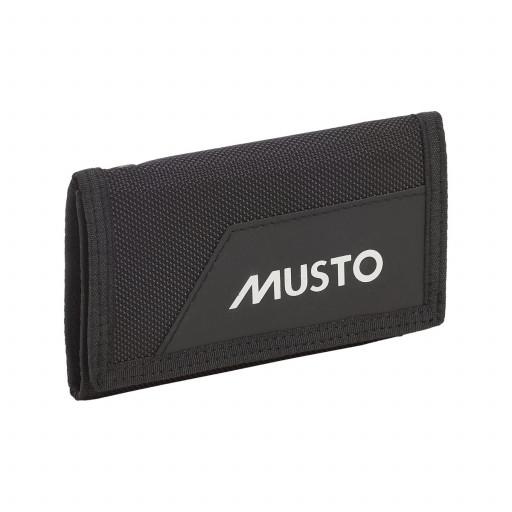 Musto Evolution Wallet Portemonnaie schwarz