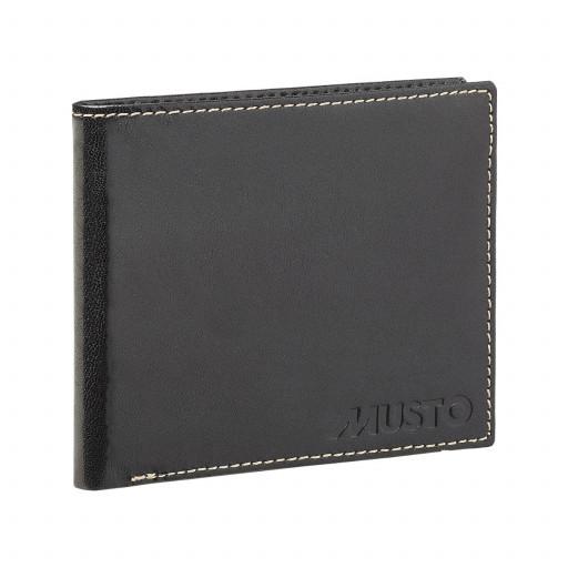 SALE: Musto Printed CC Wallet Portemonnaie schwarz