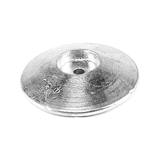 Opferanode Zink rund - Gewicht 500g, Durchmesser 90mm