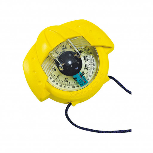 Plastimo Kompass Iris 50 - Gehäusefarbe gelb