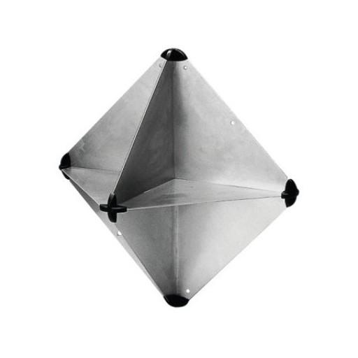 Plastimo Radarreflektor zusammensteckbar - 215 x 215 x 280mm