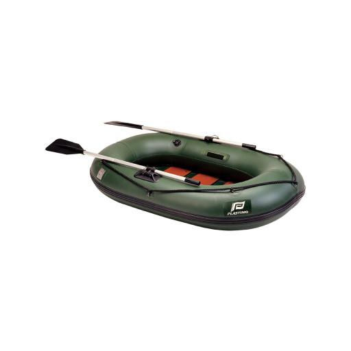 Plastimo Schlauchboot FISH mit Lattenboden, Länge 1,80m, grün