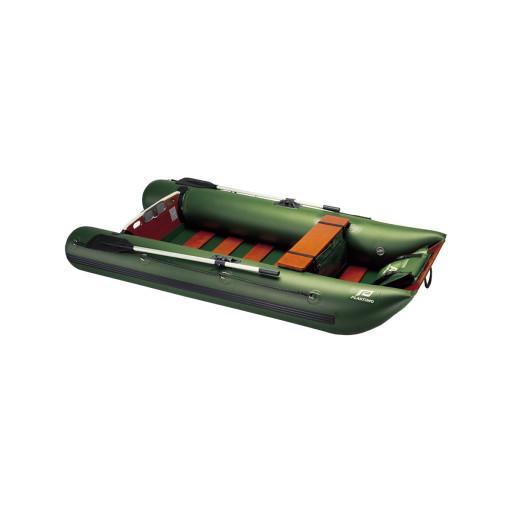 Plastimo Schlauchboot FISH mit Lattenboden, Länge 2,70m, grün