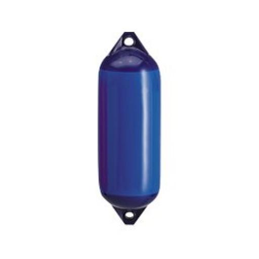 Polyform Bootsfender Typ F-2 - Farbe blau, Länge 64cm, Durchmesser 22cm