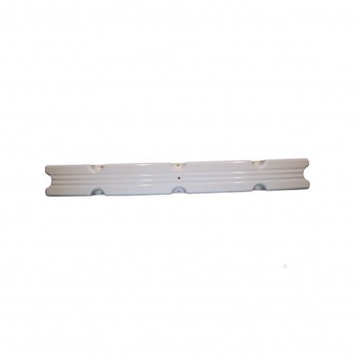 Pontonfender 50x12x7cm, weiß