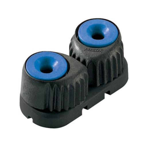 Ronstan C-Cleat Schotklemme - klein, blau