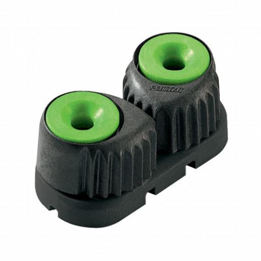 Ronstan C-Cleat Schotklemme - mittel, grün