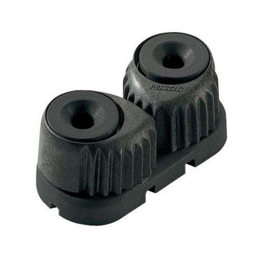 Ronstan C-Cleat Schotklemme - klein, schwarz