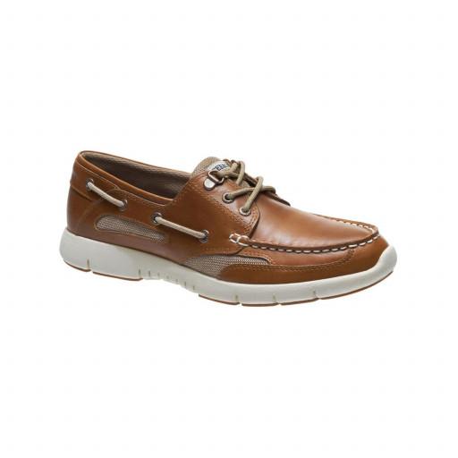 SALE: Sebago Clovehitch Lite Bootsschuh Herren tan leather