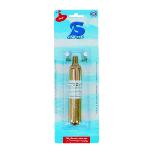 Secumar CO2 Patrone Secumatic 3001S - 32g