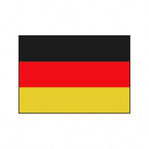 Deutschlandflagge - 50 x 75cm