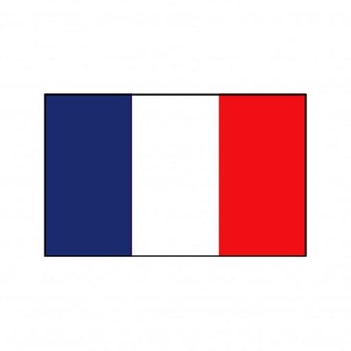 Nationalflagge Frankreich - 30 x 45cm