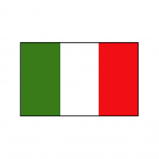 Nationalflagge Italien - 30 x 45cm