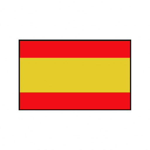 Nationalflagge Spanien - 30 x 45cm