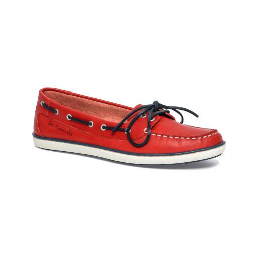 SALE: TBS Clamer Bootsschuh Damen rot
