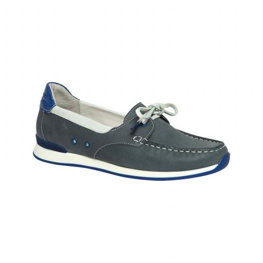 SALE: TBS Glyter Bootsschuh Damen blau