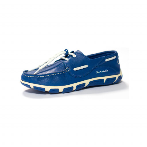 TBS Jolina Bootsschuh Damen blau
