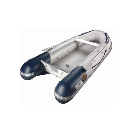 Vetus Schlauchboot Traveller mit Luftboden, Länge 2,00m, grau