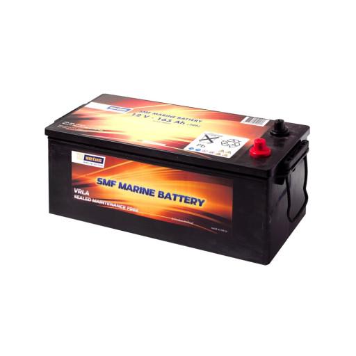 Vetus SMF Marine Bootsbatterie - 165 Ah