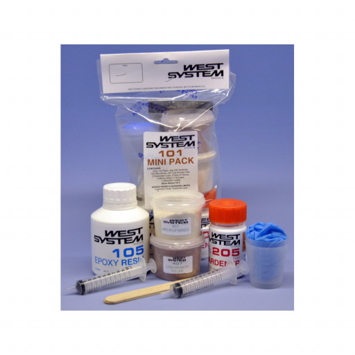 West System Epoxid-Reparatur-Pack 101