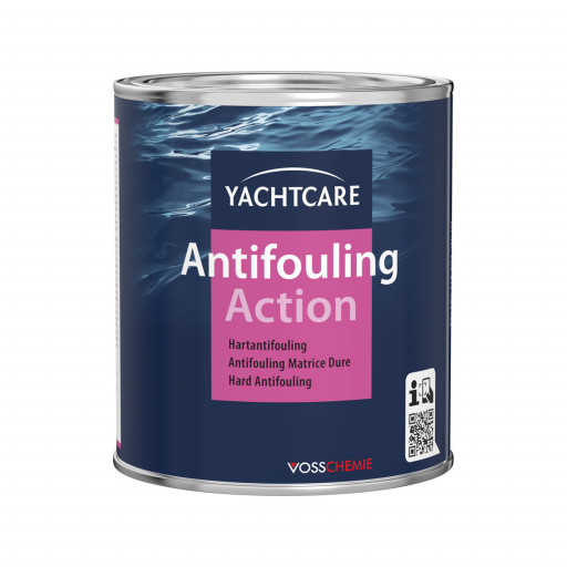 Yachtcare Action Antifouling - weiß, 750ml