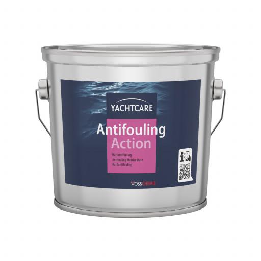 Yachtcare Action Antifouling - marineblau, 2500ml