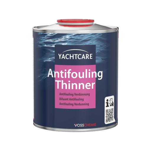 Yachtcare Antifouling Thinner Verdünnung - 750ml