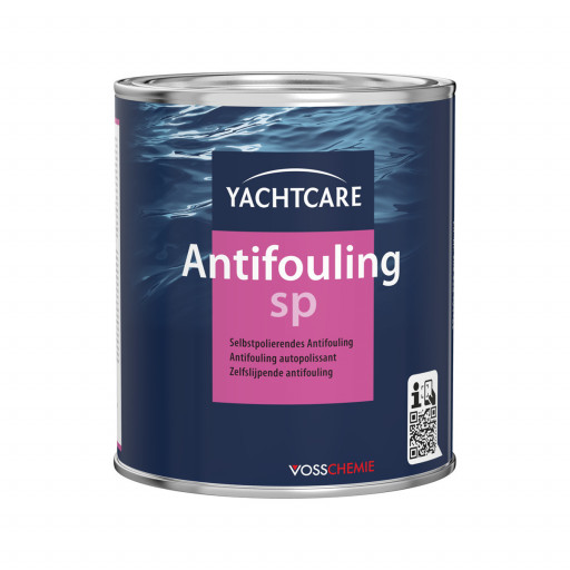 Yachtcare SP Antifouling - schwarz, 750ml