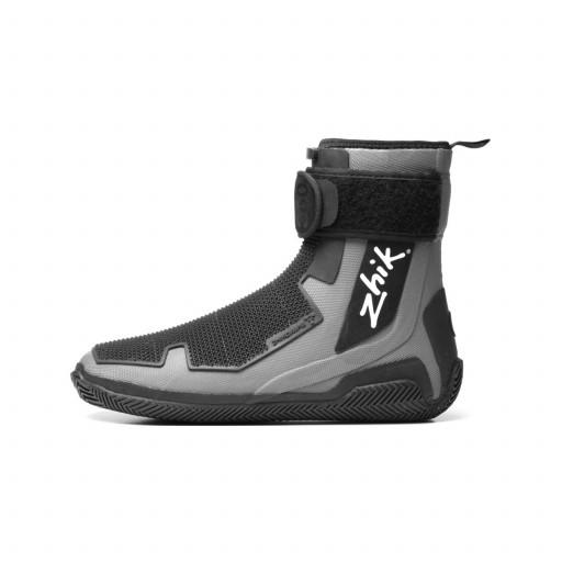 SALE: Zhik High Cut Race Boot 360 Racingschuh schwarz/grau