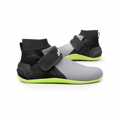 Zhik Low Cut Ankle Boot 170 Segelschuh Unisex grau